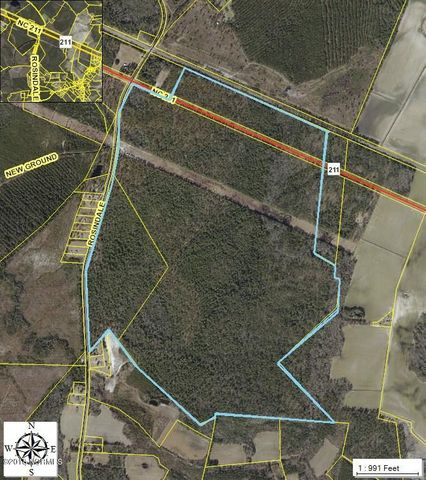 405 Acres Rosindale Road, Council, NC 28434