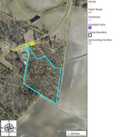 278 Microwave Tower Road, Council, NC 28434