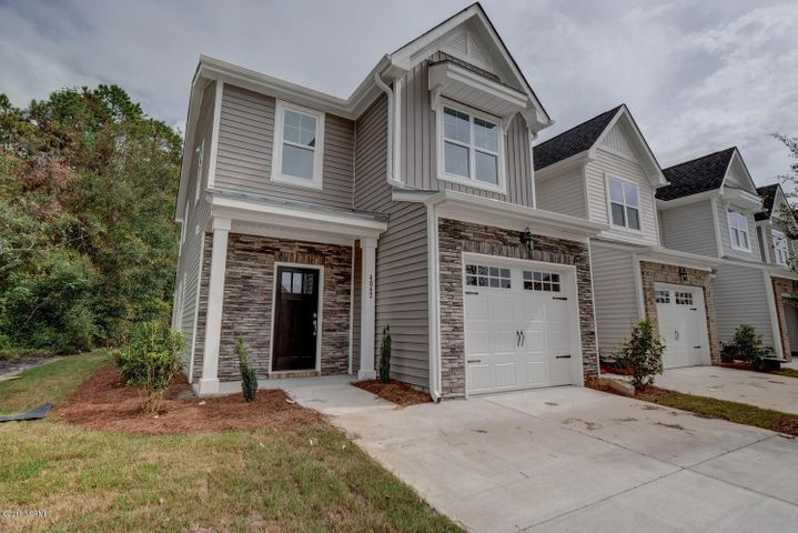 4842 Sebastian Ln Wilmington-large-001-2 - Magnolia Trace Townhome For Sale