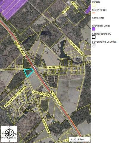 0 Cromartie Road, Elizabethtown, NC 28337