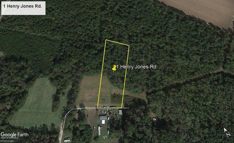1 Henry Jones Road, Council, NC 28434
