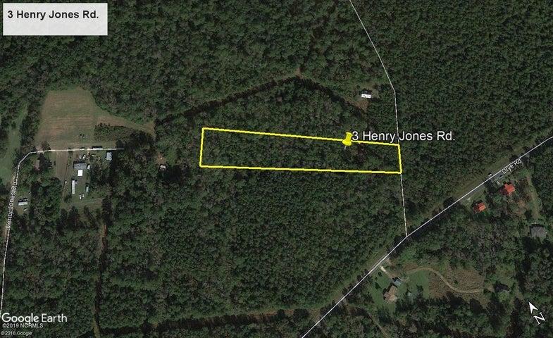 3 Off Henry Jones Road, Council, NC 28434