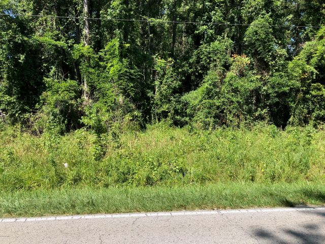 1.4 +/- acre lot for sale on Pony Farm Road. Lot is zoned RA and located near intersection of Burgaw Hwy. Call for more information today!
