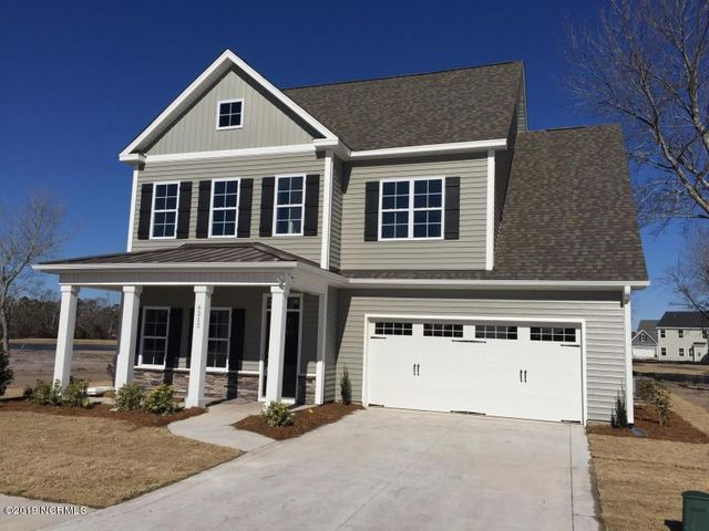 Danbury Front - Tarin Woods Townhome For Sale