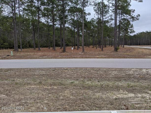 This is a nice flat .46 acre corner building lot as you come into the neighborhood mostly cleared of trees and ready to build on. It has an expired septic permit for a 3 bedroom house. Across the street from the pitch and putt holes and on the road that goes down to the private boat launch and docks. A great lot for you to build your coastal dream home or as a spec lot for a builder wanting to get maximum exposure. Loggerhead Bay at Topsail Bluffs is a new development with nice amenities hidden back off the higher traffic in the area. Just 10 minutes to the North Topsail beaches, 15 minutes from Surf City and located directly behind the future Coastal elementary school. A Charleston type home would fit very nicely on this lot.