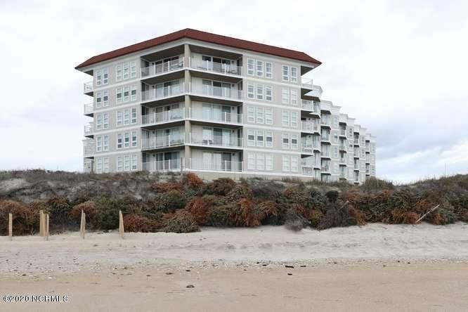 Discover beautiful Topsail Island - which is about 30 miles of shoreline - from this oceanfront unit in the very popular St Regis Resort. This is a popular floor plan that features two bedrooms and two bathrooms with an open floor plan. As you can imagine, the ocean view steals the show! Relax by the beach or pool, and then venture out and explore one of North Carolina's favorite seaside retreats. It all begins as you curve high over the Intracoastal Waterway. From here, you can survey much of the island and appreciate the sweeping views of the sound and sea. Topsail Island has a thriving restaurant scene with a lot of great cafes and bottle shops. When you discover your new home away from home - or maybe your permanent home - you may never want to leave.