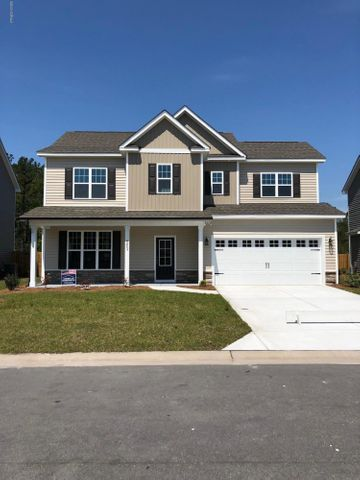 4209 Salt Works Lane main picture - Cape Landing Townhome For Sale