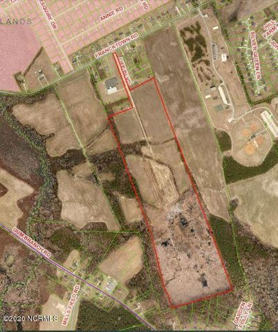 76.61 acres ready for development or your dream farm.  Located in Richlands ETJ close to town limits, shopping, schools, Richlands Steed Park. Cleared farmland with access road.