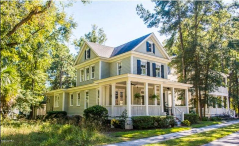 New Construction Charleston Style Home