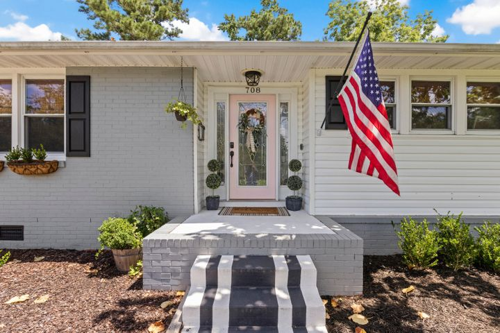 Calling all Farmhouse Lovers! Check out this adorable, remodeled 3 bedroom 2 bath home in Northwoods. This home features a sunroom, fully fenced in yard, with a playhouse with lots of potential. This is a must see and won't last long!