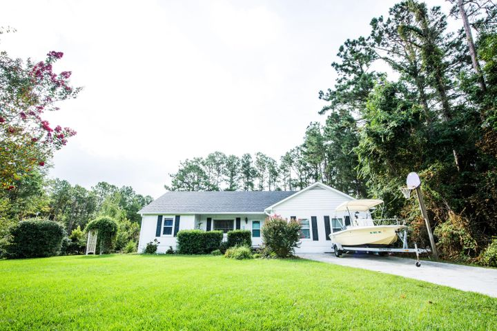 Wonderful family home in Silver Creek Plantation. This 3 bedroom 2 bath home is split level with a finished garage. It sits on a nice half acre corner lot. New roof in 2019. New HVAC and water heater 2020. Exterior paint 2020.  New leaf covers and gutters 2019. Home also comes with a 3 year home warranty! 20 by 20 workshop in the backyard.