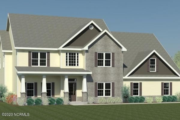 The beautiful Summerlyn Floorplan has 5 bedrooms & 3.5 bathrooms boasts a whopping 3,878 heated square feet!