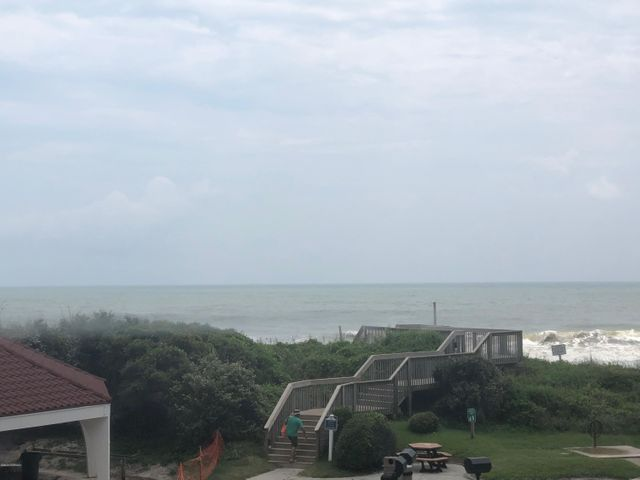 **Please read agent remarks**Check out the ocean view and the pool!Located on the first floor. Laminate flooring throughout with tile in the bathrooms and kitchen. 2 bedrooms and 2 full baths. Updated kitchen with stainless steel appliances. Wet bar and bar seating.