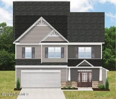 Welcome to the Charleston Floor Plan in the much desired subdivision; The Farm at Hunter's Creek. Just minutes from the Camp LeJeune Piney Green gate. Upon opening the front door you will be met with the spacious living room that features a cozy fireplace for those chilly winter nights. The gourmet kitchen offers ample cabinet and counter space. The Master Bedroom offers plenty of space with its large Walk-in closet. The master bath has a dual vanity sink and a separate tub and shower. Enjoy the country setting while having the convenience of a short drive to local area shopping, restaurants, gorgeous North Carolina beaches, and the Camp LeJeune Piney Green gate. This neighborhood is located right near Hunters Creek Elementary and Middle School. Selections depend on the stage of completion. Call today for a private tour!