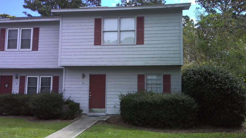 This home has 3 beds, 2.5 baths and new stainless appliances - including stove, refrigerator and dishwasher. It has a new washer and dryer,  and water heater, a fresh coat of paint in all rooms. It is convenient to much of the shopping and restaurants in Swansboro and not far from parks, marinas and beaches. It is only a five minute drive to Hammocks Beach State Park, a crown Jewel of the NC Coast for kayakers and beach site campers. This is perfect for the first-time home buyer or a home to retire or vacation in.
