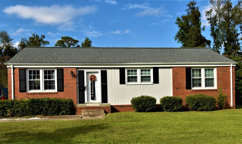 In the heart of Northwoods sits this cute home on 1/2 acre lot with a detached 1 car garage. Home has 3 bedrooms and 1 1/2 baths and a large screened in porch on the back of house. Beautifully landscaped yard with Crape Myrtle trees and Magnolias trees.