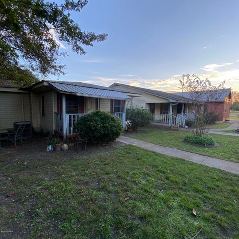 Excellent opportunity to produce income, mobile home and a single family home in addition to single family home & shed on property. This property is being sold as is and seller is unable and unwilling to make any repairs.