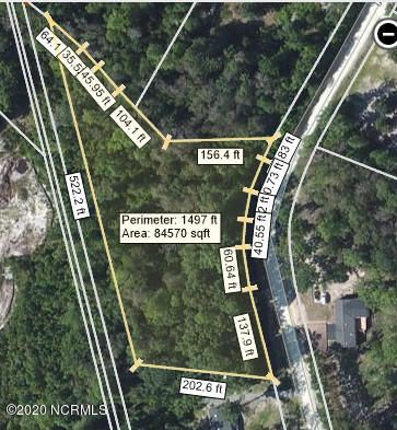 Beautiful 1.901 acre wooded lot - great building site - Convenient to Jacksonville, airport, and Camp Lejeune and New River - county water available and should perk for septic system