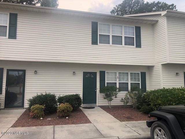 Two bedroom, two and a half bath townhome in Pirates Cove. Updated flooring throughout, first floor features kitchen, dining area , living room and half bath. Washer and Dryer in closet off Dining area.  Second floor features both bedrooms each with private full bath. Storage room on back patio. Conveniently located to area bases, beaches, Grocery store and Walmart as well as Historic Swansboro.  What an investment to make this townhome is currently rented.  What a way to get your investment back with this purchase.