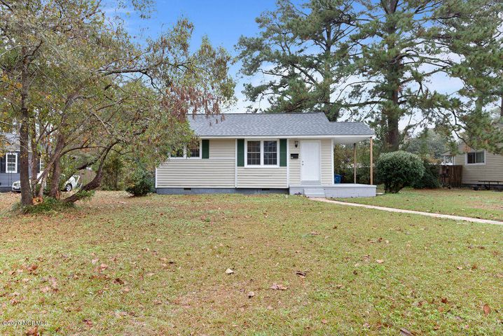 Welcome to 101 Robin Road! This home not only features a new roof, new HVAC, but also new windows and LVP throughout the one-story home! It is conveniently located in the heart of Jacksonville, NC!  Seller selling it ''As-is'', as they have updated the key elements of this home! Schedule a showing before this budget friendly home will be gone!