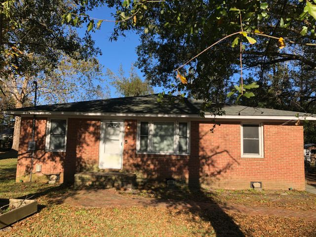 Don't miss out on this investment property!! Ready to be customized this 3 bed 2 bath house has tons of potential. This home features a spacious kitchen, double vanity in master, and original hardwoods. New hvac, duct work and thermostat 09/17, new roof 09/17 and new attic insulation 05/18. Sold AS IS. Come see this one before its gone.
