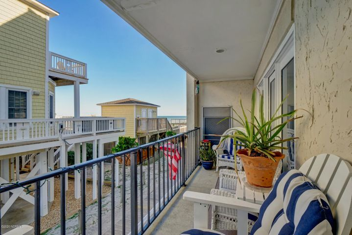 Rare opportunity to own a four bedroom unit at Villa Capriani on North Topsail Island.  This would make for a perfect investment property or for personal use. Private beach access, pool, tennis and more, making this easy to rent or simply enjoy.