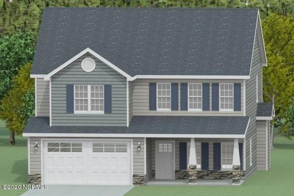 *Builder is offering $5000 in Use As You Choose! Come see the Marvin in Oyster Landing! This lovely 4 bed, 2.5 bath, 2 story home is just what you've been looking for. The covered front porch welcomes you in to the foyer. With the dining room to the side, and the spacious living room complete with a cozy fireplace straight ahead. The kitchen features gorgeous staggered cabinets, stainless steel appliances, a large pantry, and an eat in breakfast nook area. Upstairs you will find the owner's suite boasting a tray ceiling, huge walk in closet, and a lovely en suite bath. The other three bedrooms are all big and share another nice full bath. The laundry room is also located upstairs for convenience. Make your appointment today to fall in love with your new home! Buyer to verify schools. Room dimensions and heated square footage may vary. Builder reserves the right to alter floor plan and features. Photos and cut sheets are representations only.