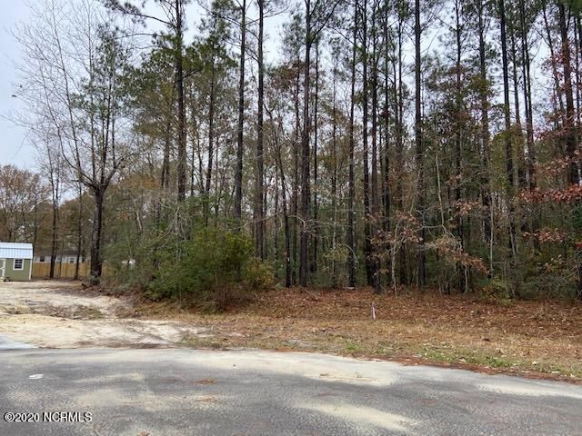 Nice building lot.   Waterfront access community with book dock and ramp.No city taxes and no HOA dues.Located near Emerald Isle beach.