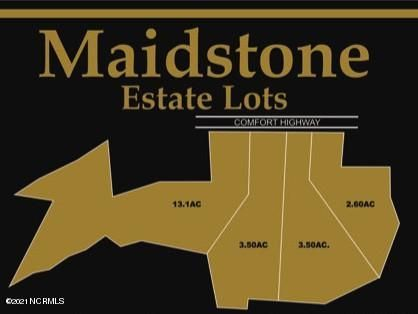 3.5 acres of land to build your dream home. Next to Maidstone Park. No HOA. City water and sewer. Just minutes from downtown Richlands.