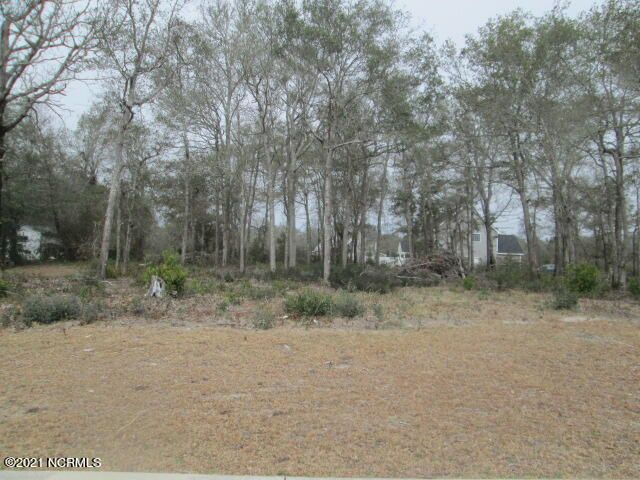 Great lot to build your coastal home!  Hogan's Landing borders the ICWW.  Only 5 minutes to Camp Lejeune back gate.