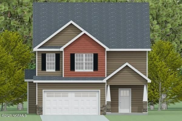 *Builder is offering $2500 in closing cost incentives! You will love this Susie floor plan on a cul de sac lot featuring three bedrooms, two and a half baths, and a two car garage plus tons of curb appeal! Enter under the covered front porch into a lovely foyer that leads right into your wide open living, dining, and kitchen area! The kitchen is complete with plenty of wrap around cabinet space, amazing pantry, stainless appliances and more. A large dining area connects the kitchen to the great room with its warm and cozy fireplace. Upstairs, you will find three bedrooms including a fantastic Owner's Suite complete with 2 giant walk in closets! The Owner's bath includes separate tub from shower and a double vanity. The other bedrooms are very generously sized and they share a fantastic full bath. *Buyer to verify schools. All similar photos and cut sheets are representations only. Builder reserves the right to alter floorplan and features. *This lot contains some Wetlands.