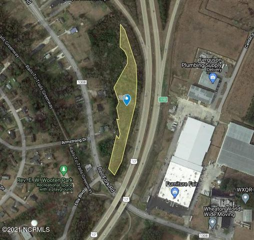 Acreage reported is for two properties. PID  048617 is 2.17 acres and has road access. PID 059998 is .75 acres and has no road access. Located in AE flood zone. This sale is subject to NC General Statute 136-19.7. Residue property disposal; Department authority; definitions; classification and valuation; disposition method; proceeds; approvals required. There will be a 10 day period for upset bids from the time a qualified offer is made and ending at 5pm on the 10th business day following. Any offers made during this 10 day period must be at least 5% higher than the current offer price to be considered. Time is of the essence.
