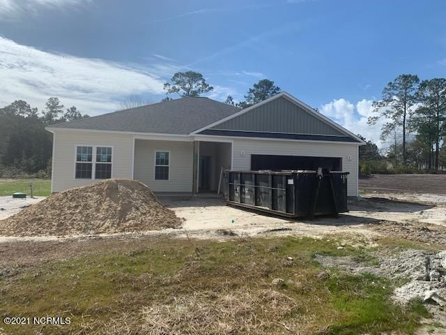 Great ranch home, granite counter tops, tile floors in baths and laudry , concrete driveway, 2 car garage, patio, sep tub sep shower in master bath.