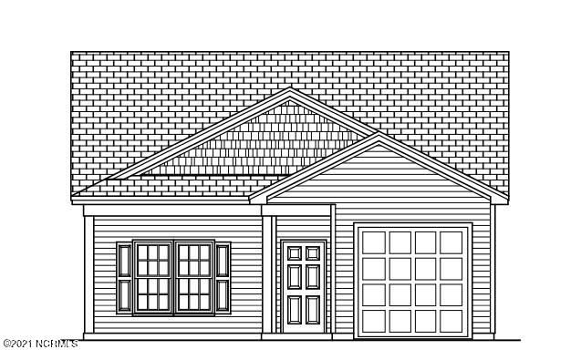 New construction with 9 foot ceiling.  LVP flooring in main living areas and carpet in bedrooms. Kitchen features white shaker style cabinets with granite countertops and stainless steel appliances. The master suite with trey ceiling, walk-in closet and several design options for bath  makes this home a winner. Close to Topsail Beach!