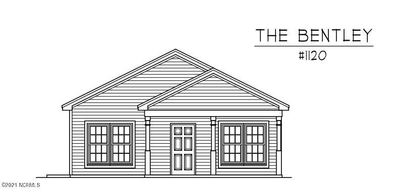 New construction. The Bentley plan has 1120 sf, 3 bedrooms and 2 bathrooms. Home features 9 ft ceiling, LVP flooring in main living areas, carpet in bedrooms, vaulted ceiling in living room, trey ceiling in the master bedroom, master walk-in closet, shaker style cabinets, granite in kitchen and master bath with several layout options.
