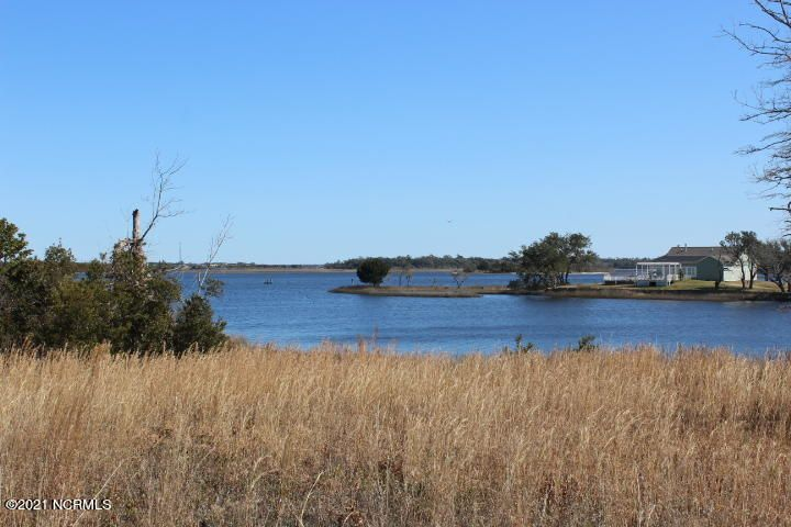 WATERFRONT with awesome view of the Intracoastal Waterway. Lot is approximately 1.03 acres. Conveniently located to Historic Downtown Swansboro, area Beaches, Bases, and more!3 Bdrm. Septic system installed.