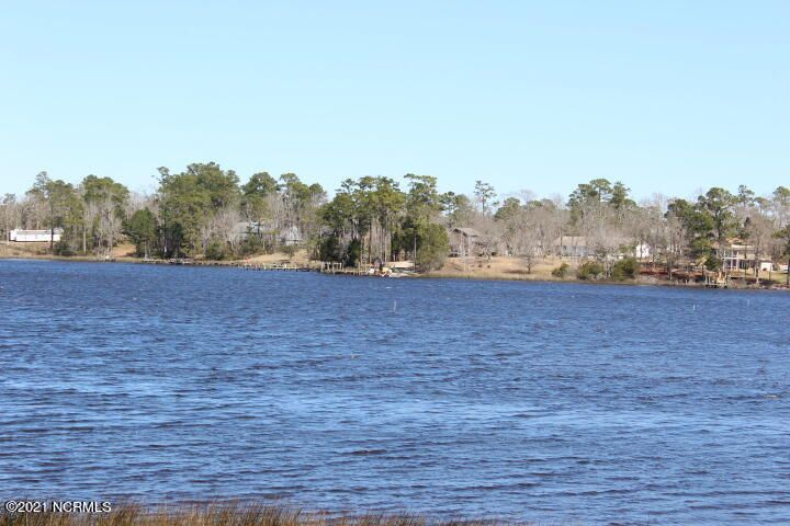WATERFRONT lot located on Queens Creek in Hickory Bluffs. Lot is approximately 0.74 acres. Community is gated and includes a community pier. Conveniently located to area beaches, bases, and more!