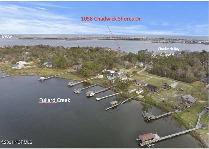 Build the home of your dreams on this stunning lot in the highly desired community of Chadwick Shores in Sneads Ferry. This is your chance to truly maximize the amazing views from your future home of Chadwick Bay to the ICWW. Simply pick the perfect spot to watch the sunrise/sunset from your porch and create your own vision of what complete relaxation is, all accented with the refreshing breeze that comes in from the NC coast!! Don't forget that right around the corner from the lot you will find the community picnic area, dock, and access to the waterway- perfect for picnics, kayaking, or fishing.