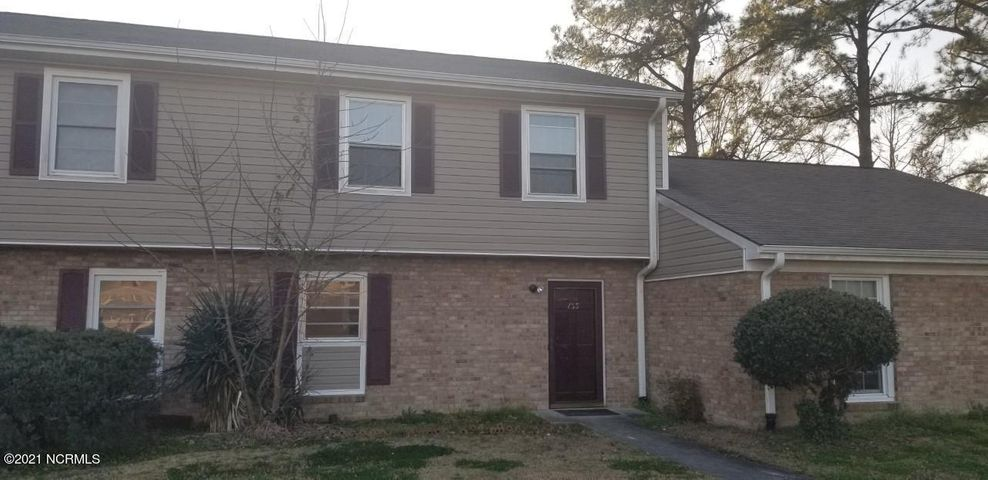 Stop paying rent and own a home of your own with this cozy and affordable three bedroom two and a half bath townhome in the popular subdivision of Brynnwood Townhouse at Brynn Marr. Centrally located within the city limits of Jacksonville and just a short drive to main side, schools, dining, entertaining, shopping, Onslow County Memorial Hospital, and Coastal Carolina Community College. You'll be on easy street since the home owners' association takes care of some exterior maintenance, basic cable TV, and the community pool. This one also makes a great rental investment with a long rental history. Call today to schedule a showing
