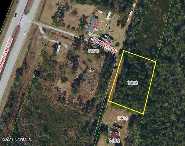 One acre lot off Pendant Lane, just off HWY 17.  Lot will not perk, but can be used for storing equipment. Make an offer!