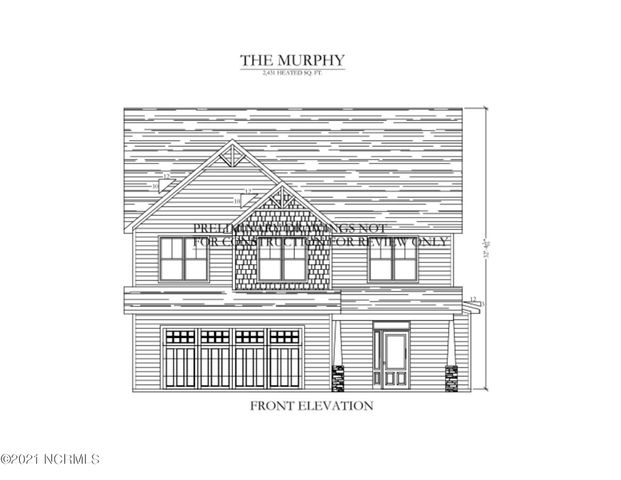 Welcome to the beautiful private gated community of Hickory Bluffs! The Murphy floor plan is just under 2,500 sq ft. with 4 bedrooms and 3 1/2 bathrooms located on a .51 acre lot. Hurry and take a look before it's gone.