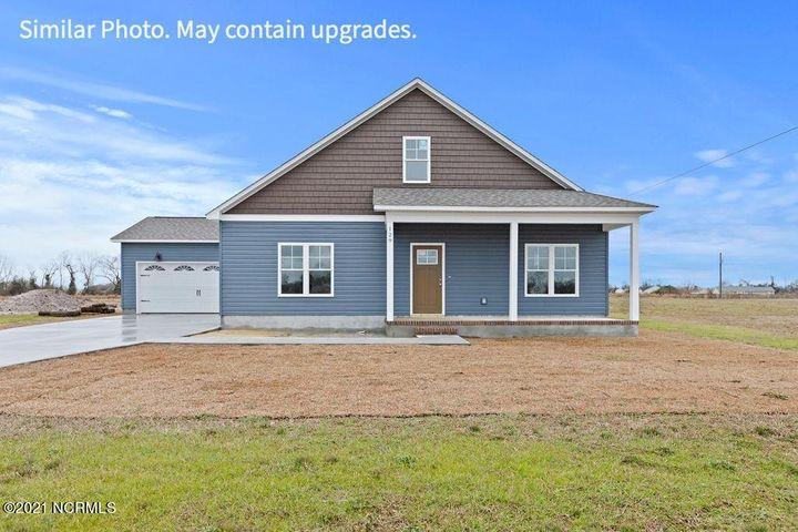 *Photos are similar photos* The Keenan Floorplan by Blu Enterprise! This brand new construction house with 3 bedrooms, 2 baths and approx 1850 square feet will be loaded with all the features that you are looking for in a new home!
