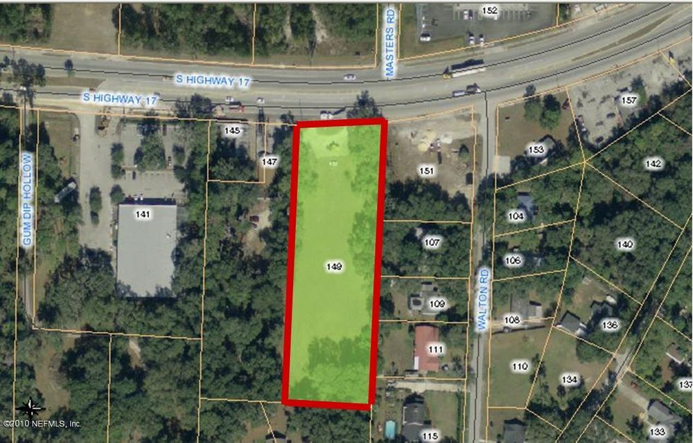 149 HIGHWAY 17, EAST PALATKA, FLORIDA 32131-6070, ,Vacant land,For sale,HIGHWAY 17,522799