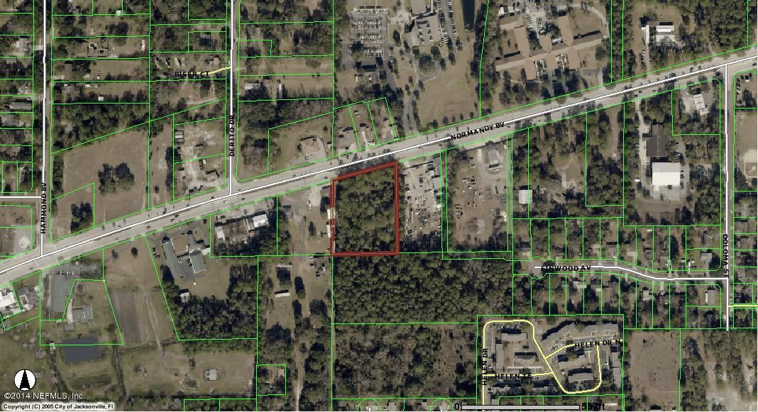 NORMANDY, JACKSONVILLE, FLORIDA 32221, ,Vacant land,For sale,NORMANDY,702919