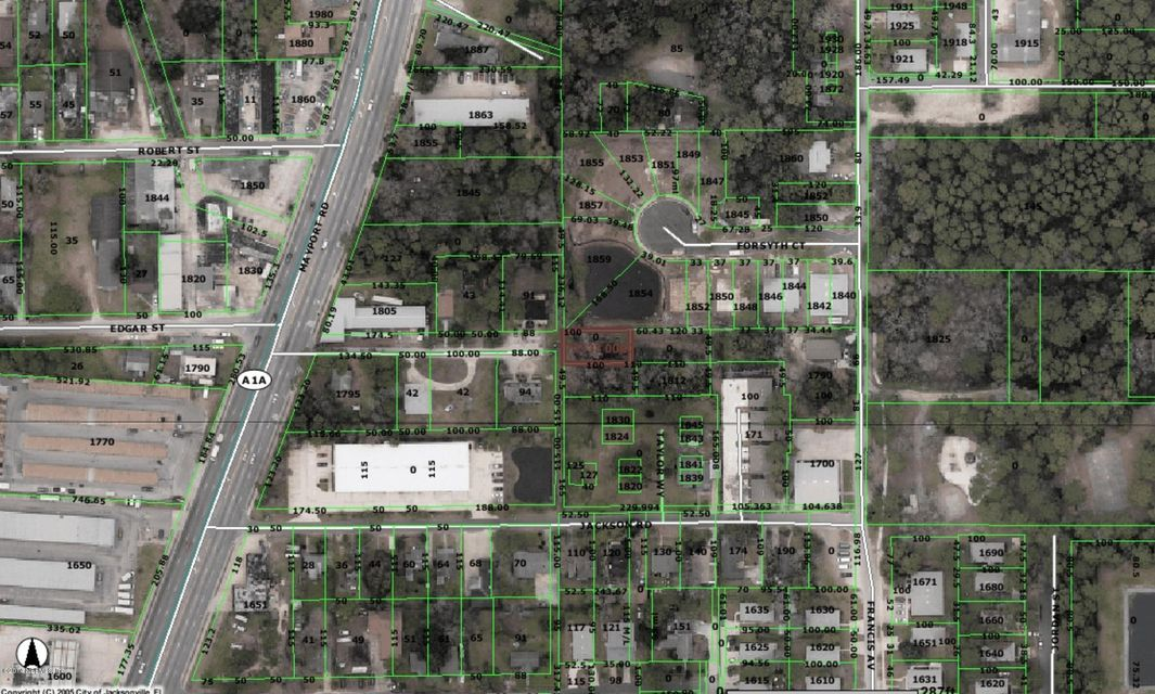 Stanley, ATLANTIC BEACH, FLORIDA 32233, ,Vacant land,For sale,Stanley,730094