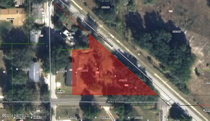 1269&1271 OLD JACKSONVILLE, PALATKA, FLORIDA 32177, ,Vacant land,For sale,OLD JACKSONVILLE,730886