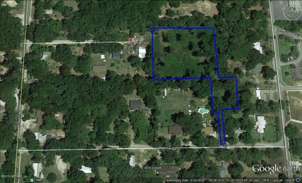Carter, PALATKA, FLORIDA 32178, ,Vacant land,For sale,Carter,759154