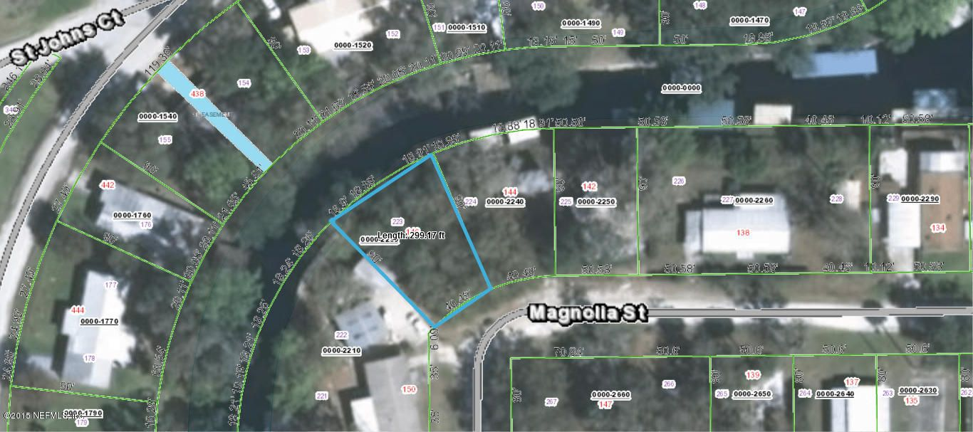 146 MAGNOLIA, SATSUMA, FLORIDA 32189, ,Vacant land,For sale,MAGNOLIA,780896