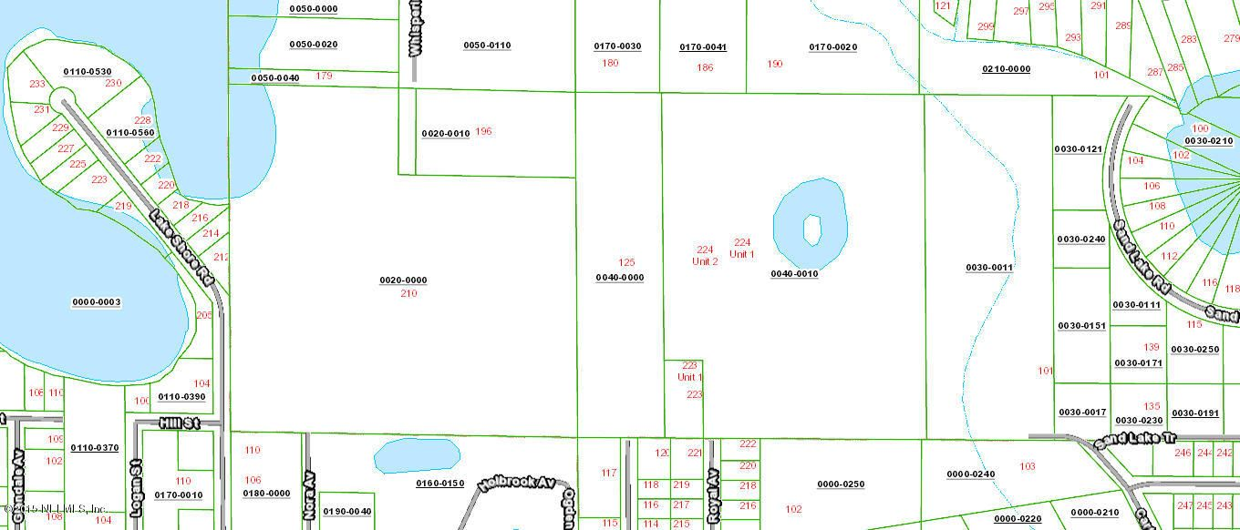 125 DONKIN, INTERLACHEN, FLORIDA 32148, ,Vacant land,For sale,DONKIN,781448