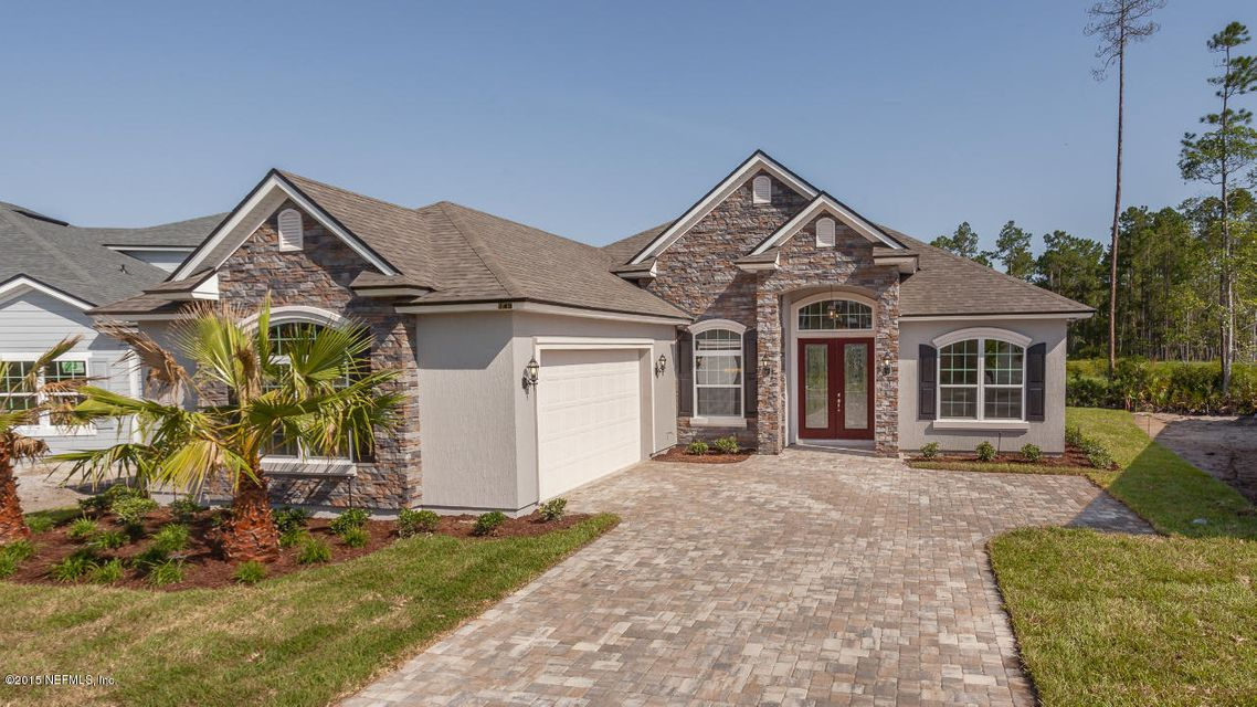 5008 laurin meadow ct in longfield preserve southside for Classic american homes jacksonville fl